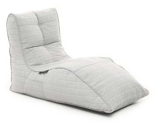 Avatar lounger in Silverline